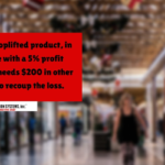 How Shoplifting Damages Local Economy